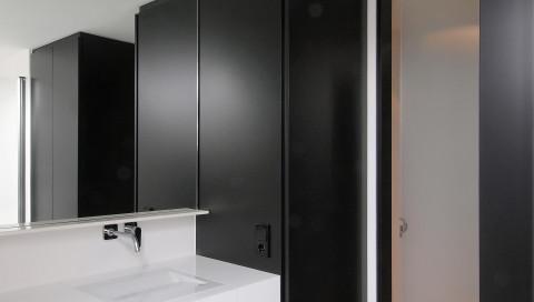 Wohnung Krahl-Postler, Stuttgart; Innenausbau von Florian Oeschg