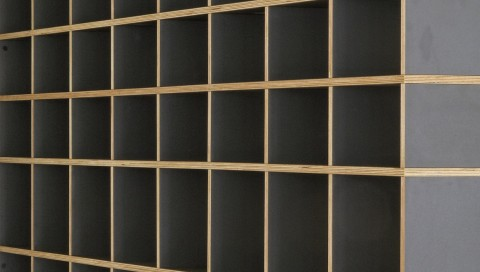 Regal gefertigt von Florian Oeschger