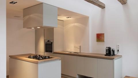 Wohnung Krahl-Postler, Stuttgart; Innenausbau von Florian Oeschger
